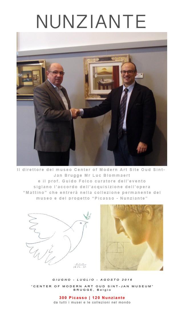 Picasso - Mirò - Nunziante - Bruges (B) 27 Giugno- 27 Settembre 2016 A8b20d10