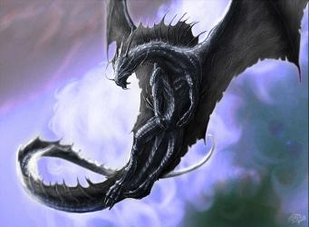 Les dragons argentés Cloudy10