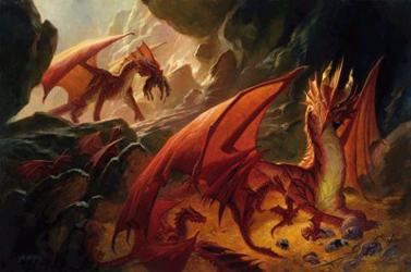 Les dragons rubis Dracon10