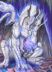 Les dragons argentés Manasi10
