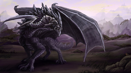 Les dragons argentés Silver10