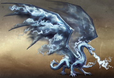 Les dragons argentés Thunde10