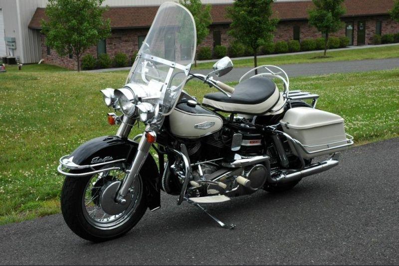 Les vieilles Harley....(ante 84) par Forum Passion-Harley - Page 4 1_veil10