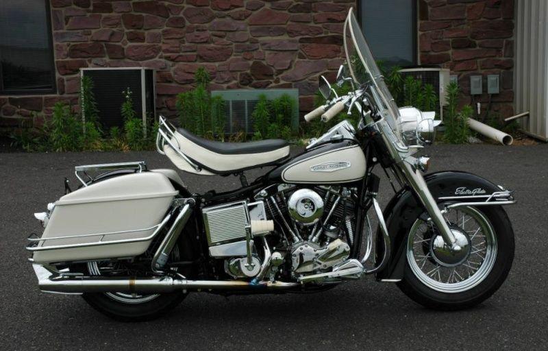 Les vieilles Harley....(ante 84) par Forum Passion-Harley - Page 4 1_veil13