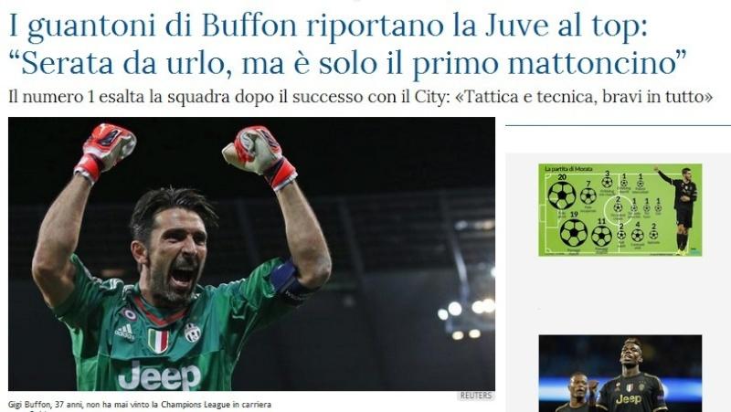 Juventus................................. - Pagina 4 Buffon10