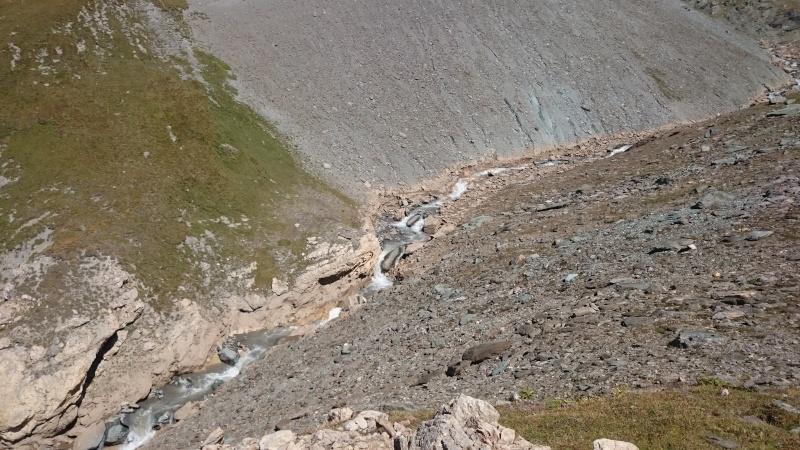 Grosse coulée de boue au Prariond Dsc_0112