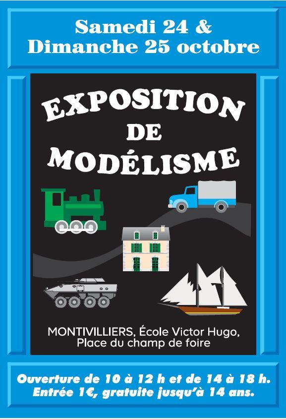 24 & 25 octobre 2015 - Exposition de modelisme MONTIVILLIERS (76) Montiv10