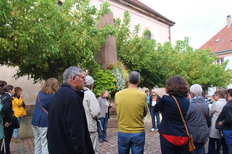 Wangen: journée européenne du patrimoine samedi 19 septembre 2015 Img_0517