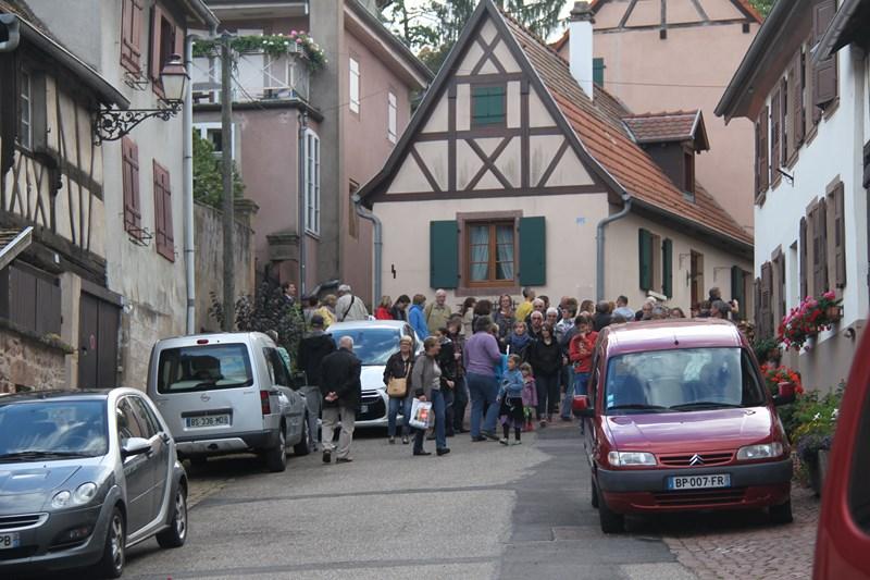 Wangen: journée européenne du patrimoine samedi 19 septembre 2015 Img_0520