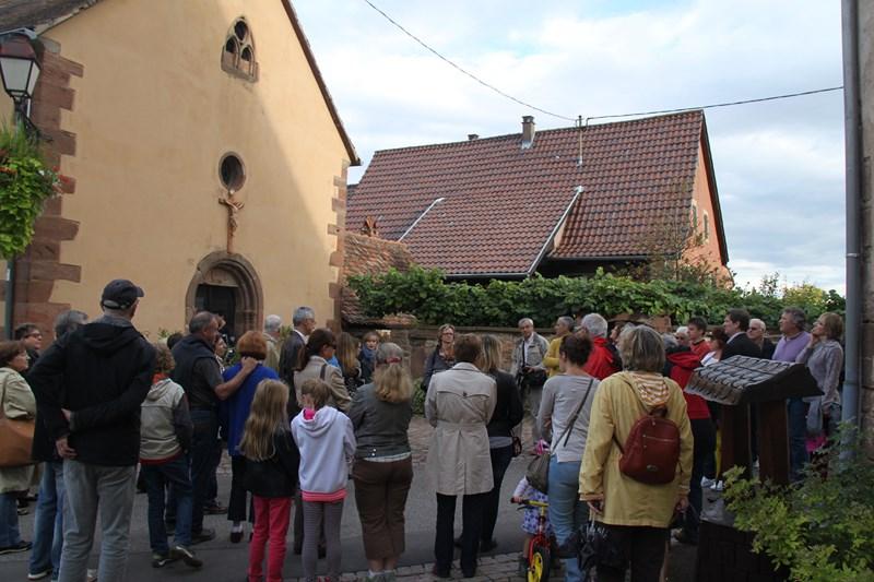 Wangen: journée européenne du patrimoine samedi 19 septembre 2015 Img_0611