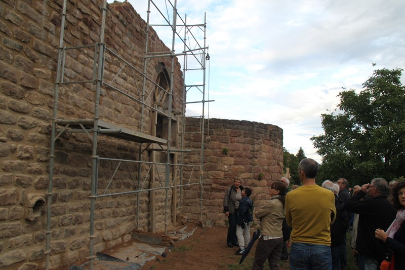 Wangen: journée européenne du patrimoine samedi 19 septembre 2015 Img_0615