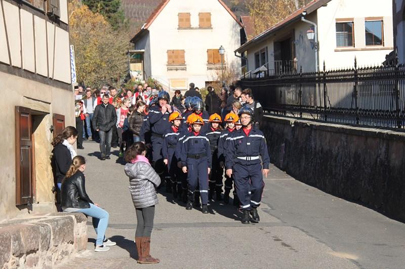 Wangen: commémoration de l'Armistice, mercredi 11 novembre 2015 Img_0916