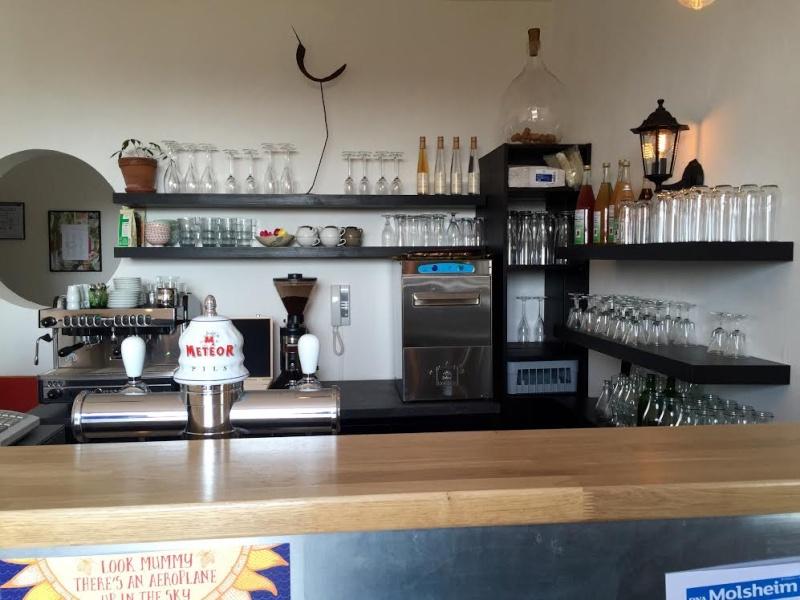 Le restaurant Chemin Faisant à Wangen. Unname11