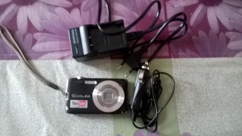 Appareil photo numérique Casio Exilim Ex s 10 (vendu) Wp_20110
