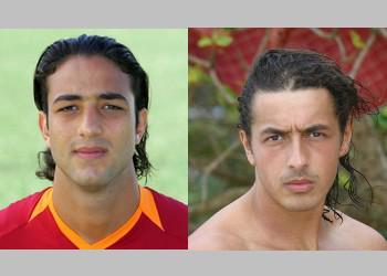Les footballeurs et leurs sosies. Mido_m10