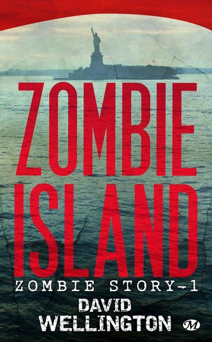 [Wellington, David] Zombie story - Tome 1: Zombie Island 1006-z11