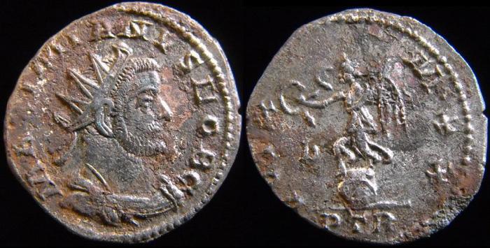 Aureliani pour Trèves de Dioclétien et de ses corégents  - Page 3 Sans_t11