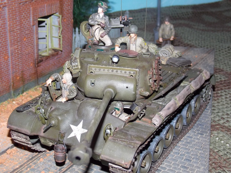 PERSHING M 26 fin de conflit 1945 (Hobby Boss 1/35) - Page 6 Pershi21