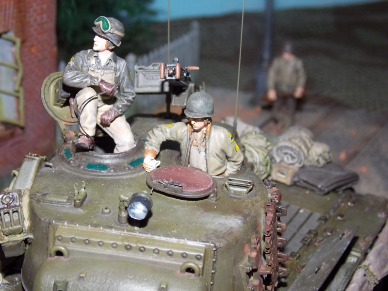 PERSHING M 26 fin de conflit 1945 (Hobby Boss 1/35) - Page 6 Pershi22