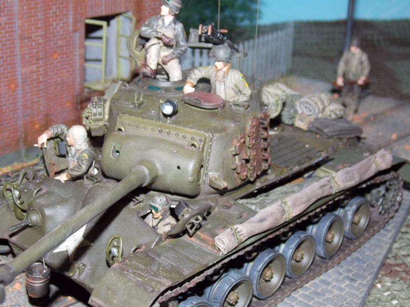 PERSHING M 26 fin de conflit 1945 (Hobby Boss 1/35) - Page 6 Pershi23