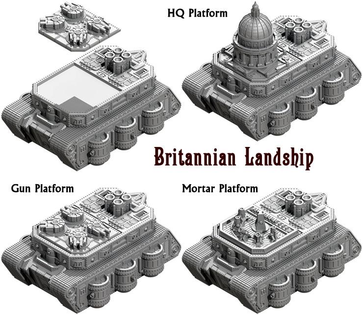 nouveauté spartan Britan11