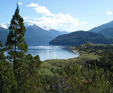 Bosque Lake Frontier [Zona Rol, Zona Batallas, Zona Busqueda] Chile10