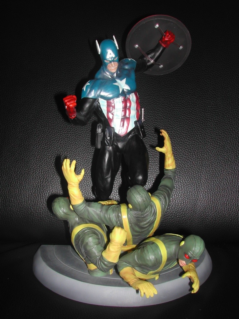 Comic - CAPTAIN AMERICA (Bucky) Kotobu10