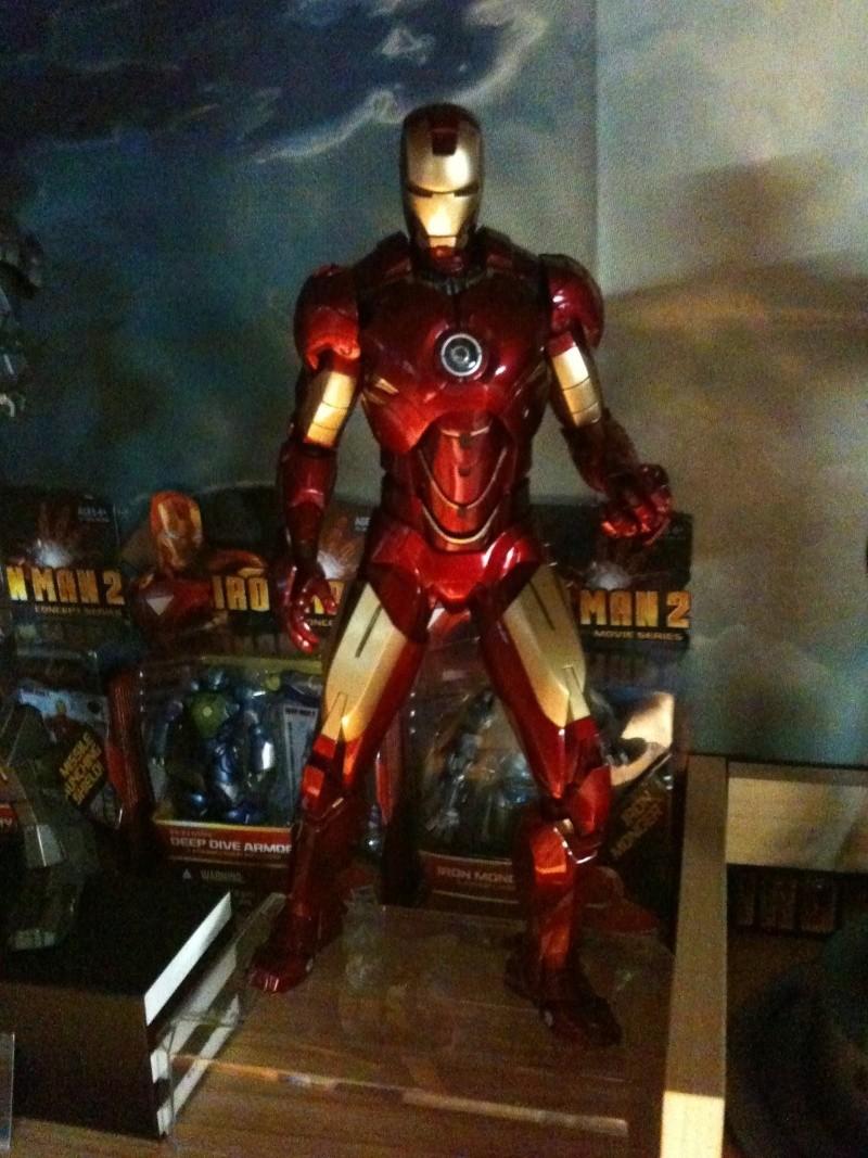 Fans Iron Man Mark_i11