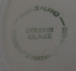 Colour Glaze d402 info and colours Colour13