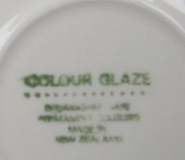 Colour Glaze d402 info and colours Colour21
