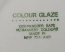 Colour Glaze d402 info and colours Colour25