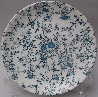 Pretty Blue Flowers is Milano Blue d183 Dscf2213