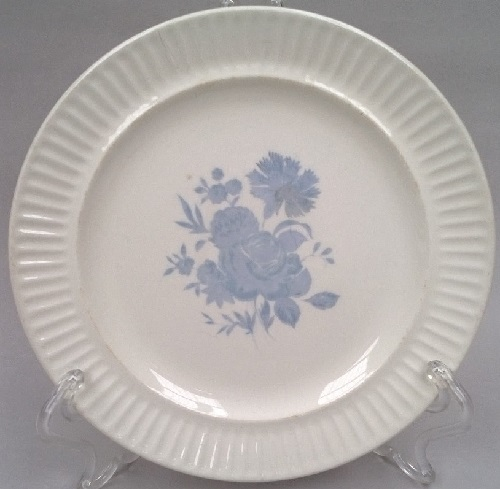 Kelston Ceramics with Blue flowers on Apollo Kelsto10