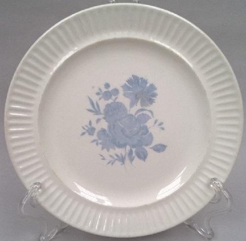 Kelston Ceramics with Blue flowers on Apollo Kelsto10