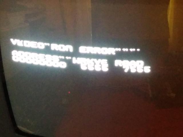 Reparation slots MVS Video110