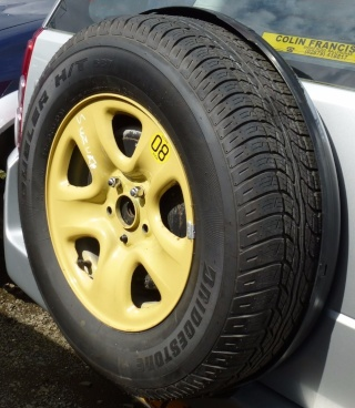 Full size spare wheel Gv_spa10