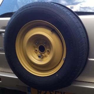 Full size spare wheel Gv_tem10