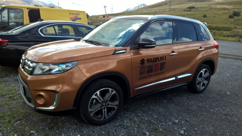 SUZUKI GERMANY VITARA AT SUZUKI NINE KNIGHTS LIVIGNO ITALY Suzuki10