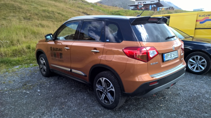 SUZUKI GERMANY VITARA AT SUZUKI NINE KNIGHTS LIVIGNO ITALY Suzuki12