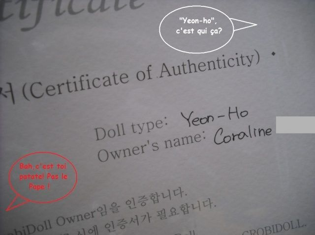 [Shinji's adventures] Le Certificat ~~ (bas page 1) 414