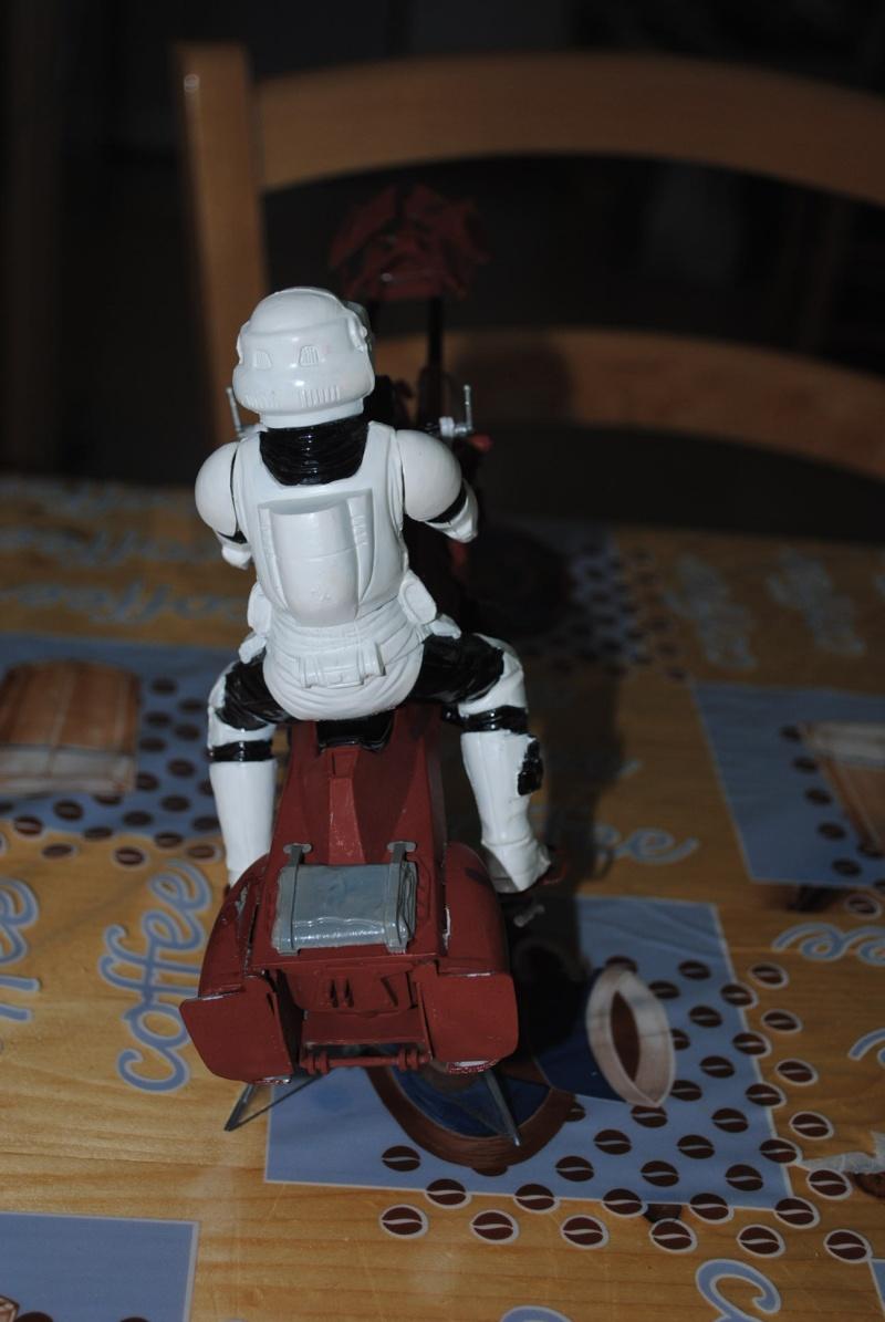 speeder bike du retour du jedi  (star wars)  Dsc_0041