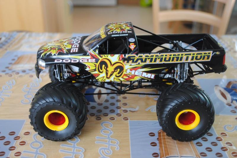monster truck dodge rammunition. (Fini) Dsc_0111