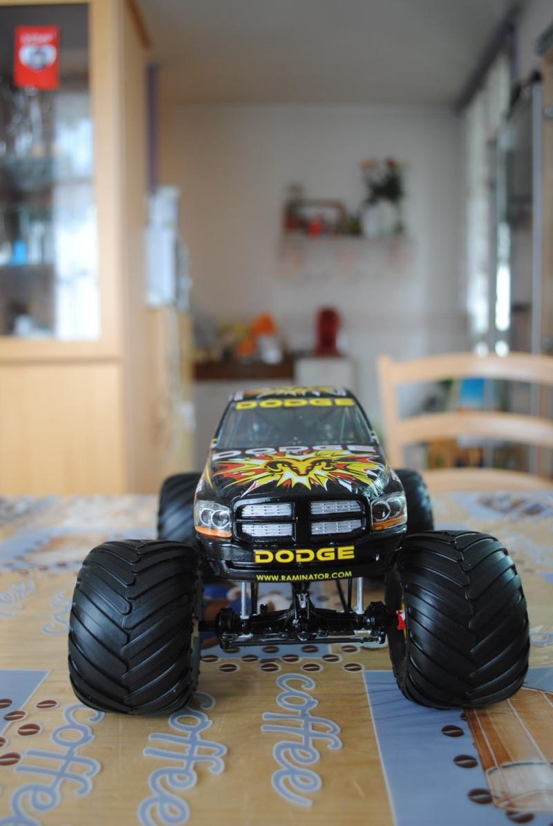 monster truck dodge rammunition. (Fini) Dsc_0112