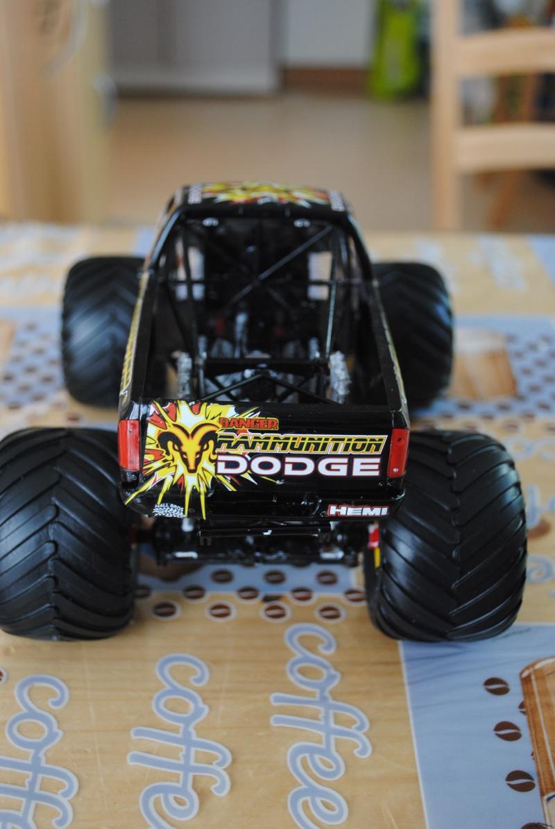 monster truck dodge rammunition. (Fini) Dsc_0114