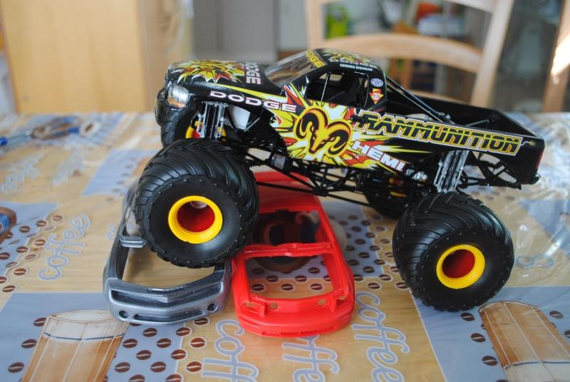 monster truck dodge rammunition. (Fini) Dsc_0115