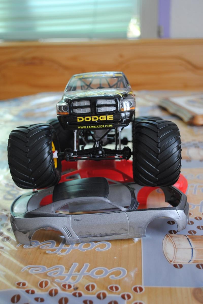 monster truck dodge rammunition. (Fini) Dsc_0116