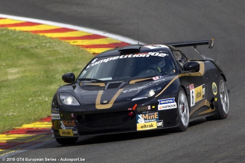 Euro Series GT4 2015: Lotus Evora vince a Spa e Misano  Lotus_12