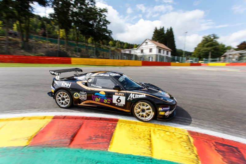 Euro Series GT4 2015: Lotus Evora vince a Spa e Misano  Lotus_13
