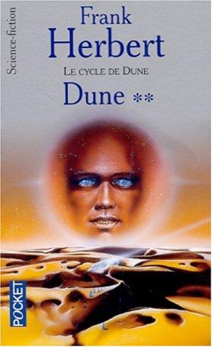 DUNE - LE CYCLE DE DUNE (Tome 2) DUNE de Frank Herbert 415zry10