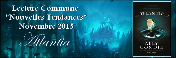 """Lecture Commune NOVEMBRE 2015 """"Nouvelles Tendances"""" Banniy12"""